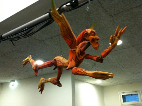 flygande trädocka
