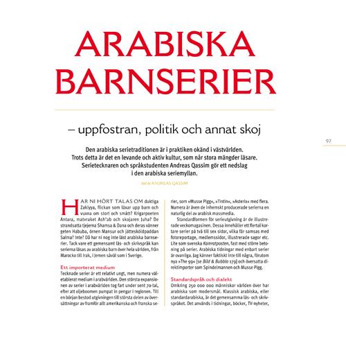 BoB 2010 nr 182 - Arabiska barnserier_s97_small