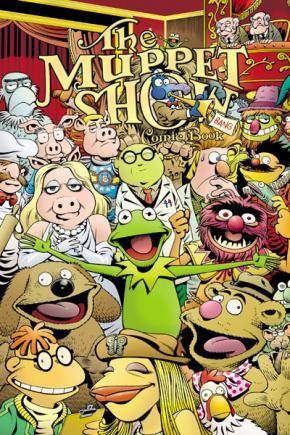 langridge muppet show